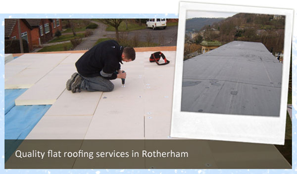 Aquaroof - Rubber flat roofing specialists in Rotherham, Scholes, Doncaster, Barnsley.